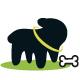 Os et friandises pour chien - Auberdog