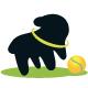Jouet pour chien - Auberdog