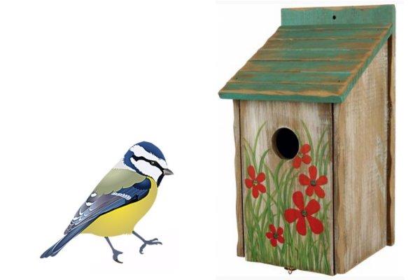 Comment Attirer Les Oiseaux Dans Un Nichoir Auberdog