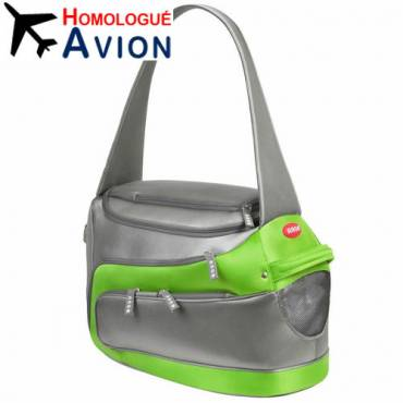 Sac Argo Duff-O vert pour chat - 2