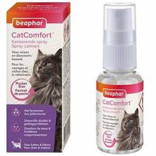 CatComfort spray calmant chat