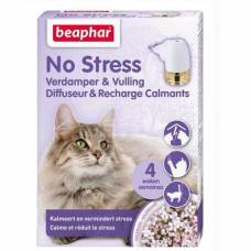 No Stress chat diffuseur et recharge calmants