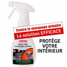 Spray anti-marquage urinaire