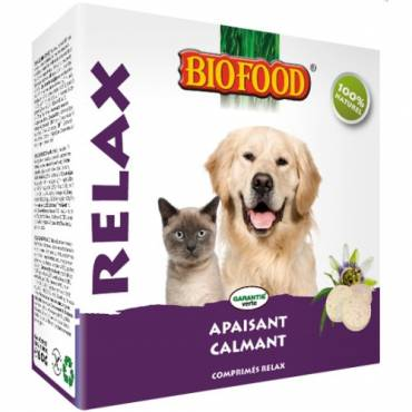 Friandises Relax pour chien - Biofood