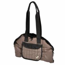 Sac de transport Tentation taupe