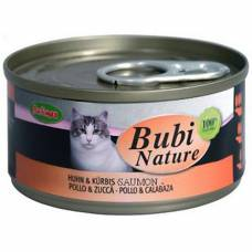 Bubi nature au saumon