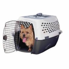Cage de transport Kennel Cab beige Medium