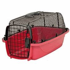 Cage transport Petmate Look rose