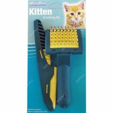 Kit de toilettage chaton