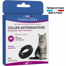 comment serrer collier chat