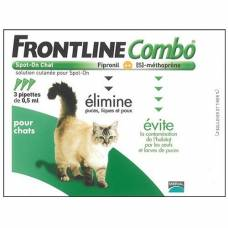 Frontline Combo pour chat