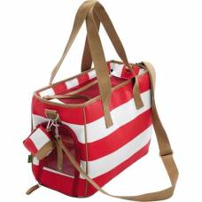 Sac de transport Rugen rouge