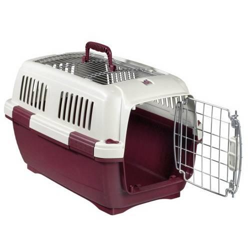 cage aran open chien et chat pour chien karlie auberdog. Black Bedroom Furniture Sets. Home Design Ideas