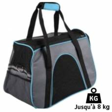 Sac de transport Leona gris