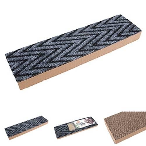 griffoir carton geo pour chat karlie auberdog. Black Bedroom Furniture Sets. Home Design Ideas