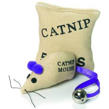 Jouet Canvas Set pour chat - 1