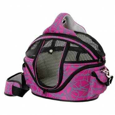 Sac Smart Shopper Rose pour chien - Karlie Flamingo