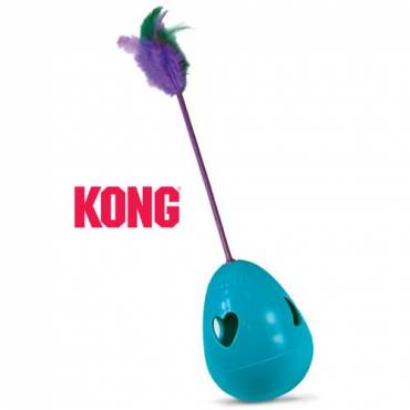 Jouet chat Kong Infused Tippin Treat  pour chat - 2