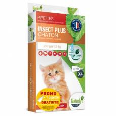 Pipette chaton Insect Plus