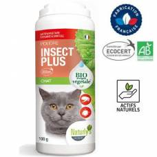 Poudre chat Insect Plus Bio