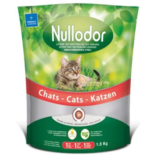 litiere chat ultra absorbante