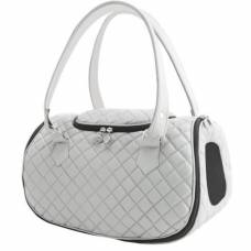 Sac de transport Navy gris