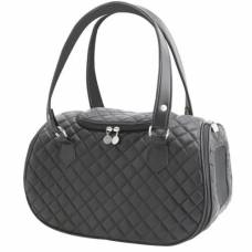 Sac de transport Navy noir