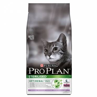 Purina Proplan Sterilised OptiRenal dinde pour chat - Purina ProPlan - Nourriture pour chat