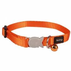 Collier chat Red Dingo Basic orange