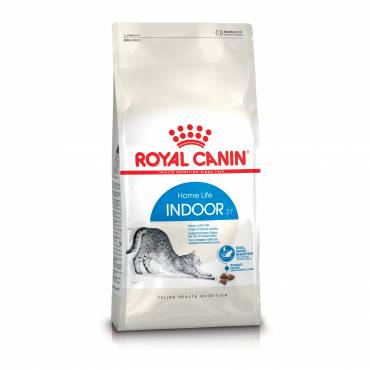 Croquettes Indoor 27 pour chat - Royal Canin