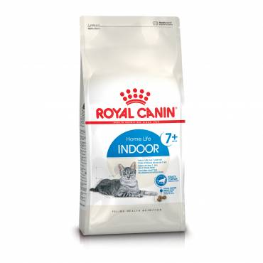 Croquettes Indoor 7+ pour chat - Royal Canin