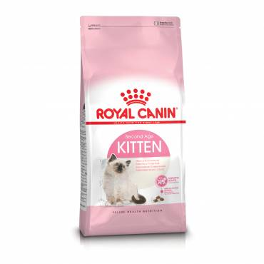 Croquettes Kitten pour chat - Royal Canin