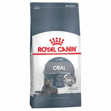 Croquettes Oral Care pour chat - Royal Canin