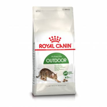 Croquettes Outdoor 30 pour chat - Royal Canin