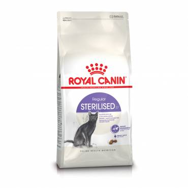 Croquettes Sterilised pour chat - Royal Canin