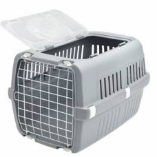 Cage de transport Zephos 2 Open gris