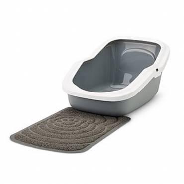 tapis nestor jumbo xl pour bac liti re pour chat savic. Black Bedroom Furniture Sets. Home Design Ideas