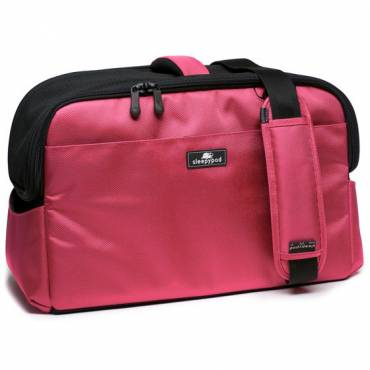 Sleepypod Sac Atom rose pour chat - Sleepypod