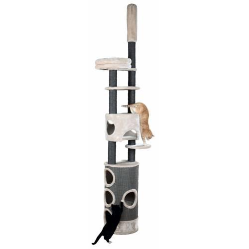 arbre chat g ant esma pour chat trixie auberdog. Black Bedroom Furniture Sets. Home Design Ideas