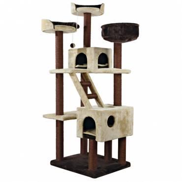 arbre chat g ant felicitas pour chat trixie auberdog. Black Bedroom Furniture Sets. Home Design Ideas