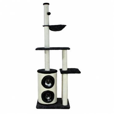 arbre chat g ant maqueda pour chat trixie auberdog. Black Bedroom Furniture Sets. Home Design Ideas