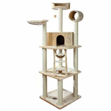 arbre chat g ant montilla pour chat trixie auberdog. Black Bedroom Furniture Sets. Home Design Ideas