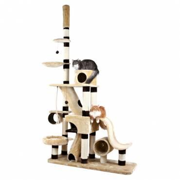 arbre chat g ant munera pour chat trixie auberdog. Black Bedroom Furniture Sets. Home Design Ideas