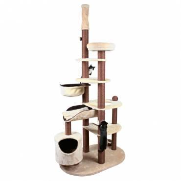 arbre chat g ant nataniel pour chat trixie auberdog. Black Bedroom Furniture Sets. Home Design Ideas