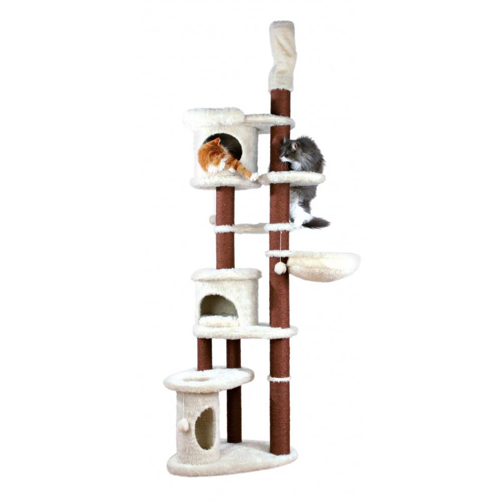 arbre chat g ant olivia pour chat trixie auberdog. Black Bedroom Furniture Sets. Home Design Ideas
