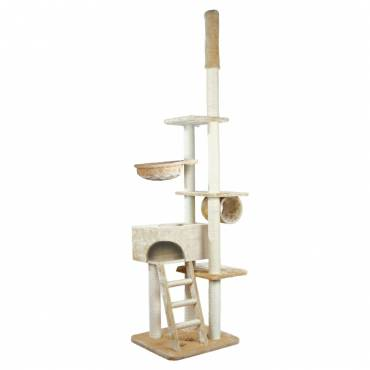 arbre chat g ant zaragoza pour chat trixie auberdog. Black Bedroom Furniture Sets. Home Design Ideas