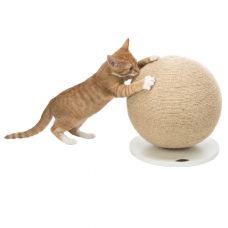 Balle Griffoir Design pour chat