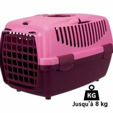 Cage de transport Capri rose