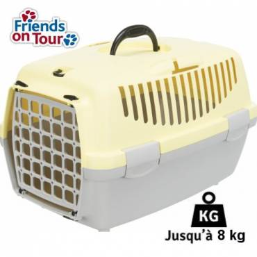 Cage transport Capri jaune pour rongeur - Trixie - Transport du chat