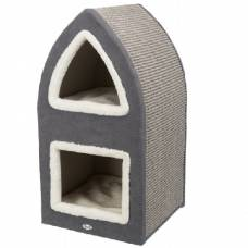 Cat Tower Marcy Gris